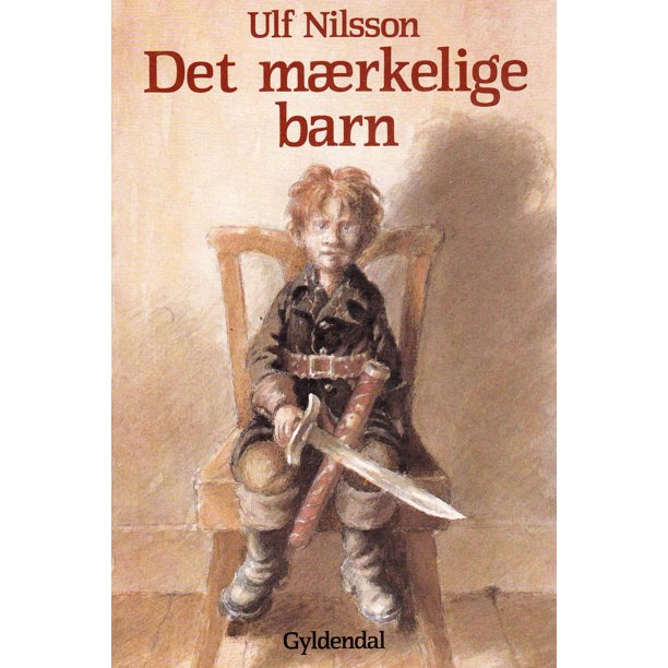 Det mærkelige barn - eBook