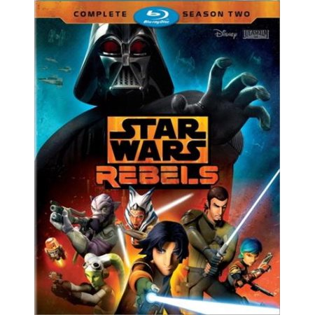 Star Wars Rebels: Season Two (Blu-ray)
