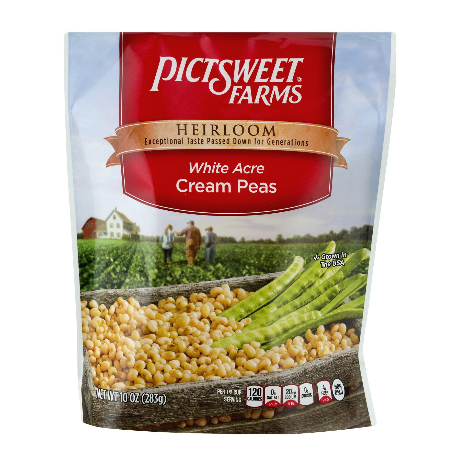 Pictsweet White Acre Cream Peas