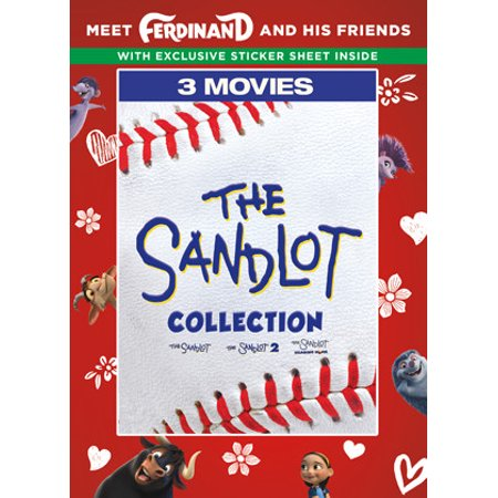 The Sandlot 3 Movie Collection (Walmart Exclusive) (DVD)