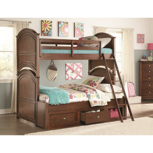 LC Kids Impressions Bottom Bunk Extension
