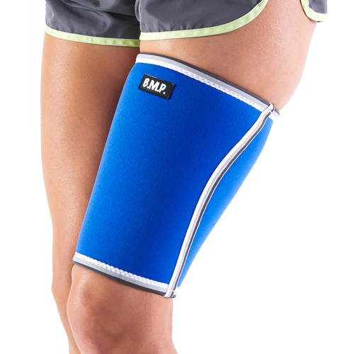 Black Mountain Products Extra Thick Warming Thigh Brace/Thigh Compression Sleeve