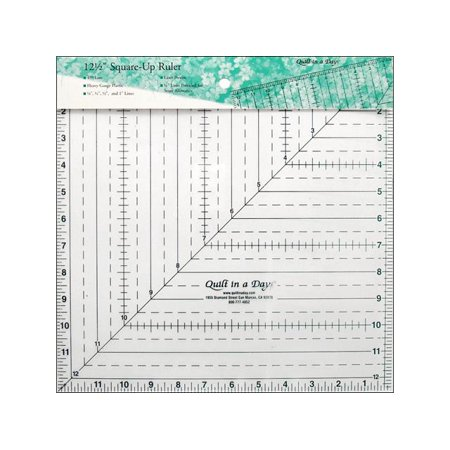 Quilt In A Day Ruler 12.5