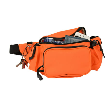 77d79249f4b9 KC Caps Fashion Durable Unisex Outdoor Sport Gym Running Camping Hiking  Bike Waist Pack with Water Bottle Holder Riding Cycling Climbing Bag Pouch  ...