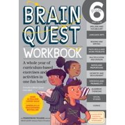 Brain Quest Workbook: Grade 6 - Paperback