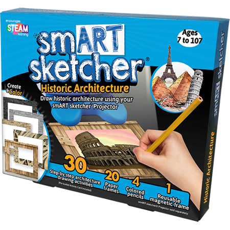 smART Sketcher Architecure Set ()