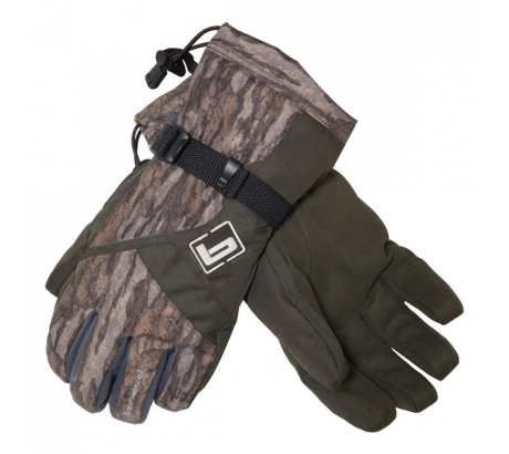 Banded Mens White River Insulated Glove Bottomland, Mossy Oak BTML, XL by