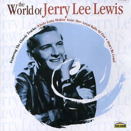 World Of Jerry Lee Lewis