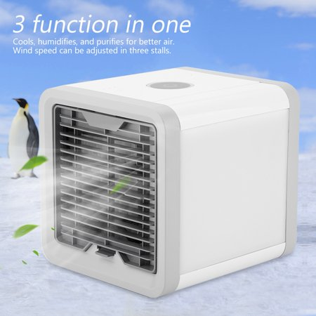 Garosa Portable Personal Air Conditioner Arctic Air Personal Space Cooler Easy Way to Cool Arctic Air Personal Space Personal Air Conditioner - image 10 of 11