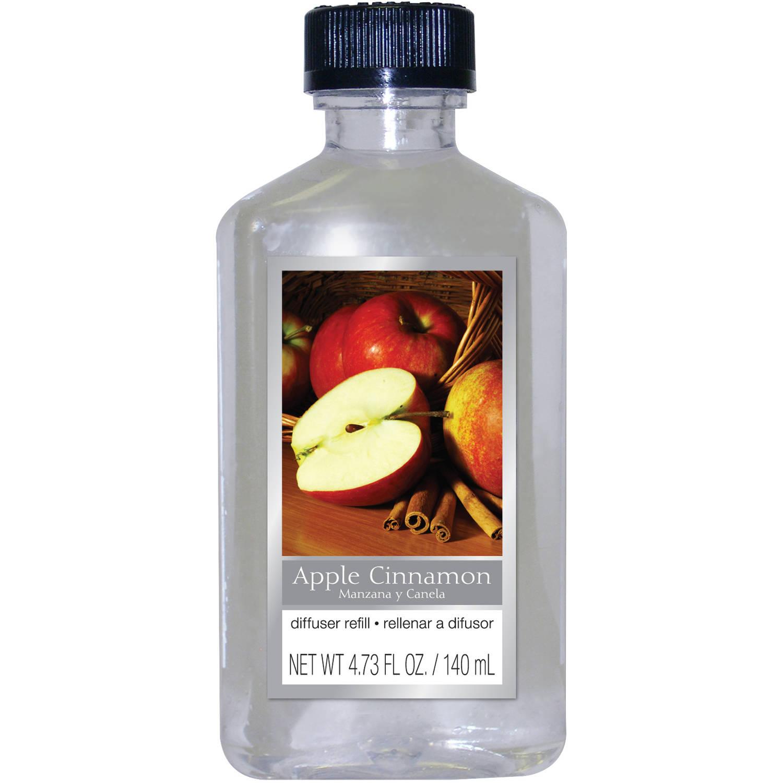 Florasense Apple Cinnamon Diffuser Refill, 4.73 fl oz