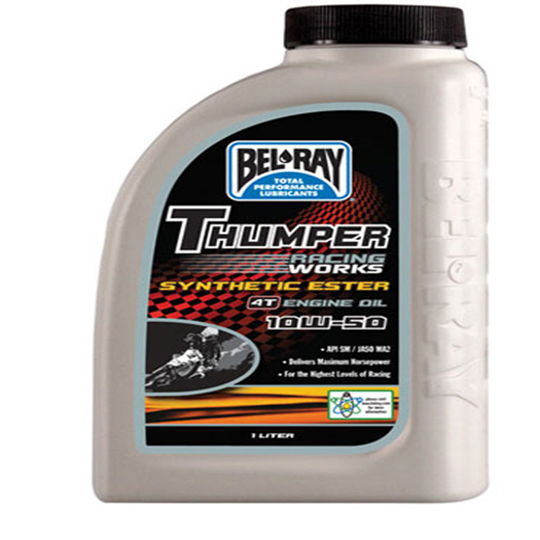 BEL-RAY WORKS THUMPER RACING FULL SYN ESTER 4T 10W-50 (1L)