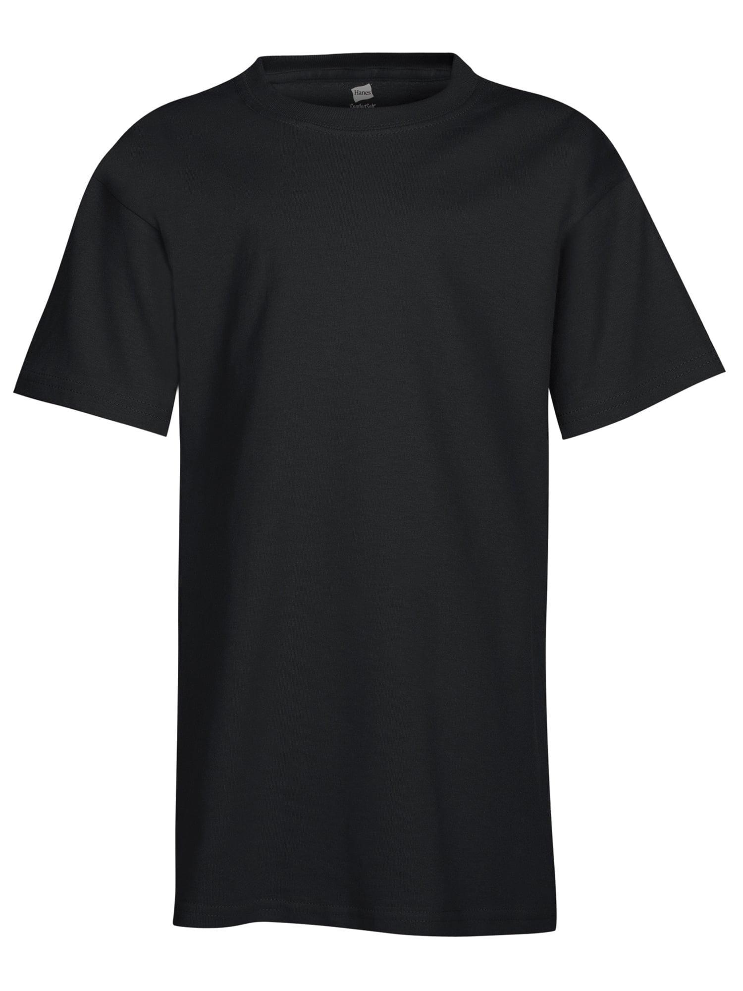 Boys' ComfortSoft Short Sleeve T-Shirt