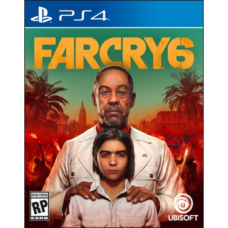 Far Cry 6 PlayStation 4 Standard Edition with free upgrade to the digital PS5 version, Pre-order Bonus