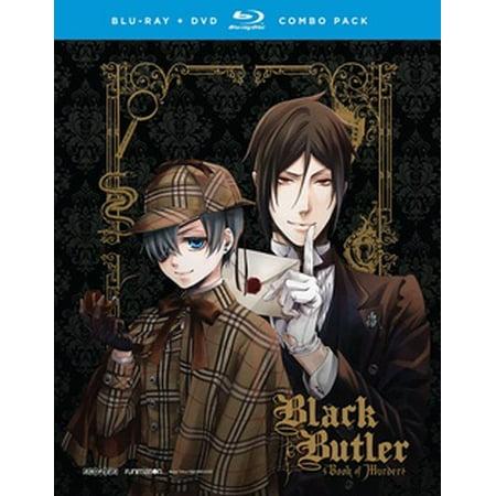 Black Butler: Book Of Murder (Blu-ray) Black Dahlia Murder Metal Blade