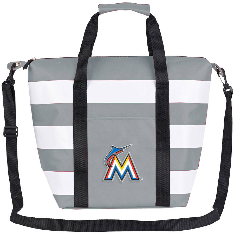 "MLB Miami Marlins ""Freeze"" Insulated Cooler Tote"