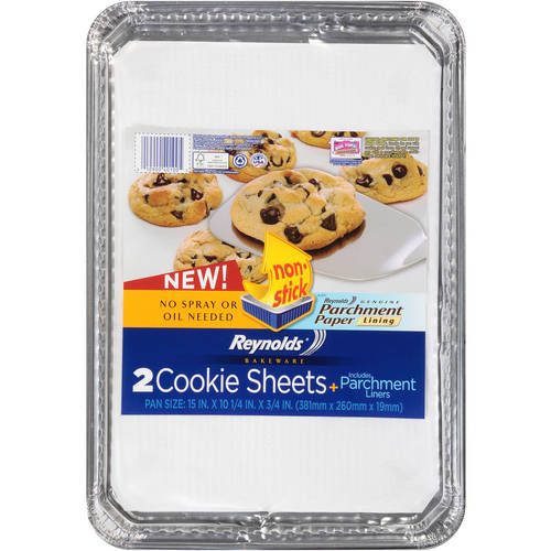 Reynolds Bakeware Cookie Sheets, 2 ct