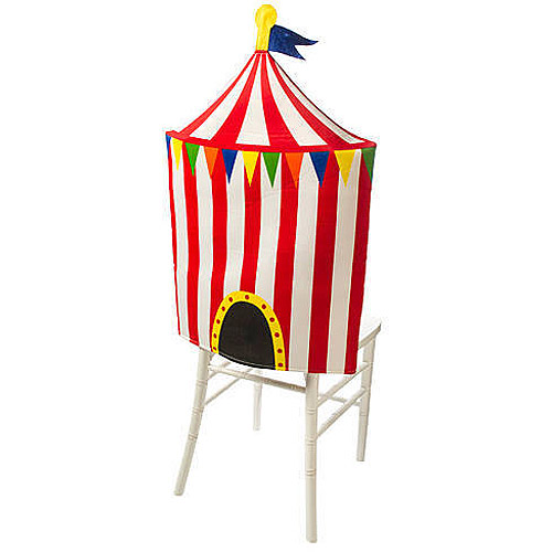 chair covers. big top circus chair cover covers t