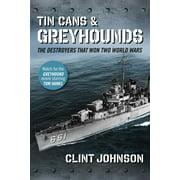 Tin Cans and Greyhounds - eBook