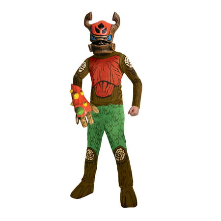 Boys Skylanders Tree Rex Halloween Costume - Mr Brown Halloween Costume