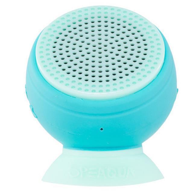Speaqua SPE-00062 Barnacle Bluetooth Speaker- Aloha Blue
