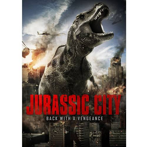 Jurassic City by First Look