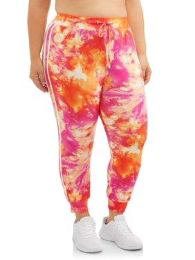 eeb1e34cc Product Image Women s Plus Size Active Tie Dye Joggers