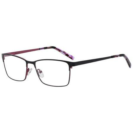 Image of Alice and Frank Womens Prescription Glasses, AF309 Black