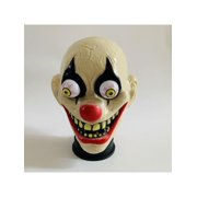 Topumt Halloween Funny Horror Clown Joker Mask Cosplay Prop
