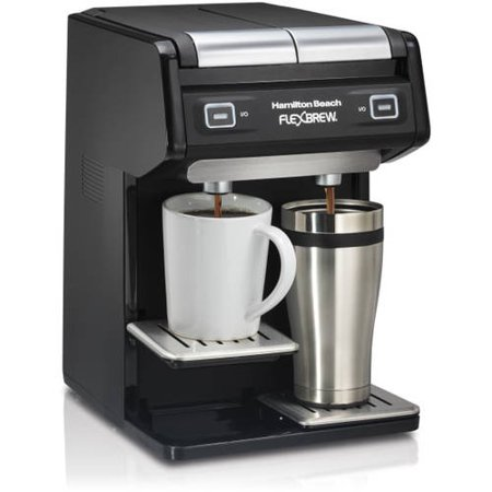 Hamilton Beach FlexBrew Dual Single Serve Coffeemaker