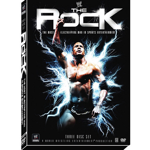 WWE: The Rock - The Most Electrifying Man In Sports Entertainment (Full Frame)