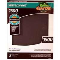 SANDPAPER GARNET 9X11IN 1500
