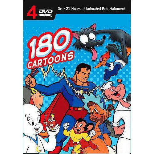 180 Cartoons (Full Frame) by Excelsior