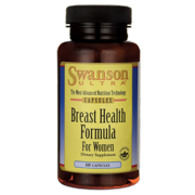 Swanson Breast Health Formula For Women 60 Capsules