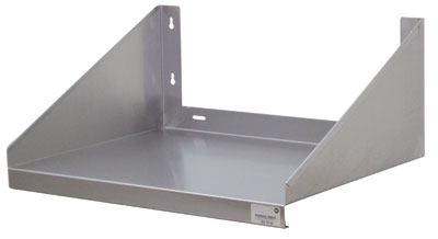 Advance Tabco 24 Wall Mounted Microwave Shelf Model MS-24-24 by Advance Tabco