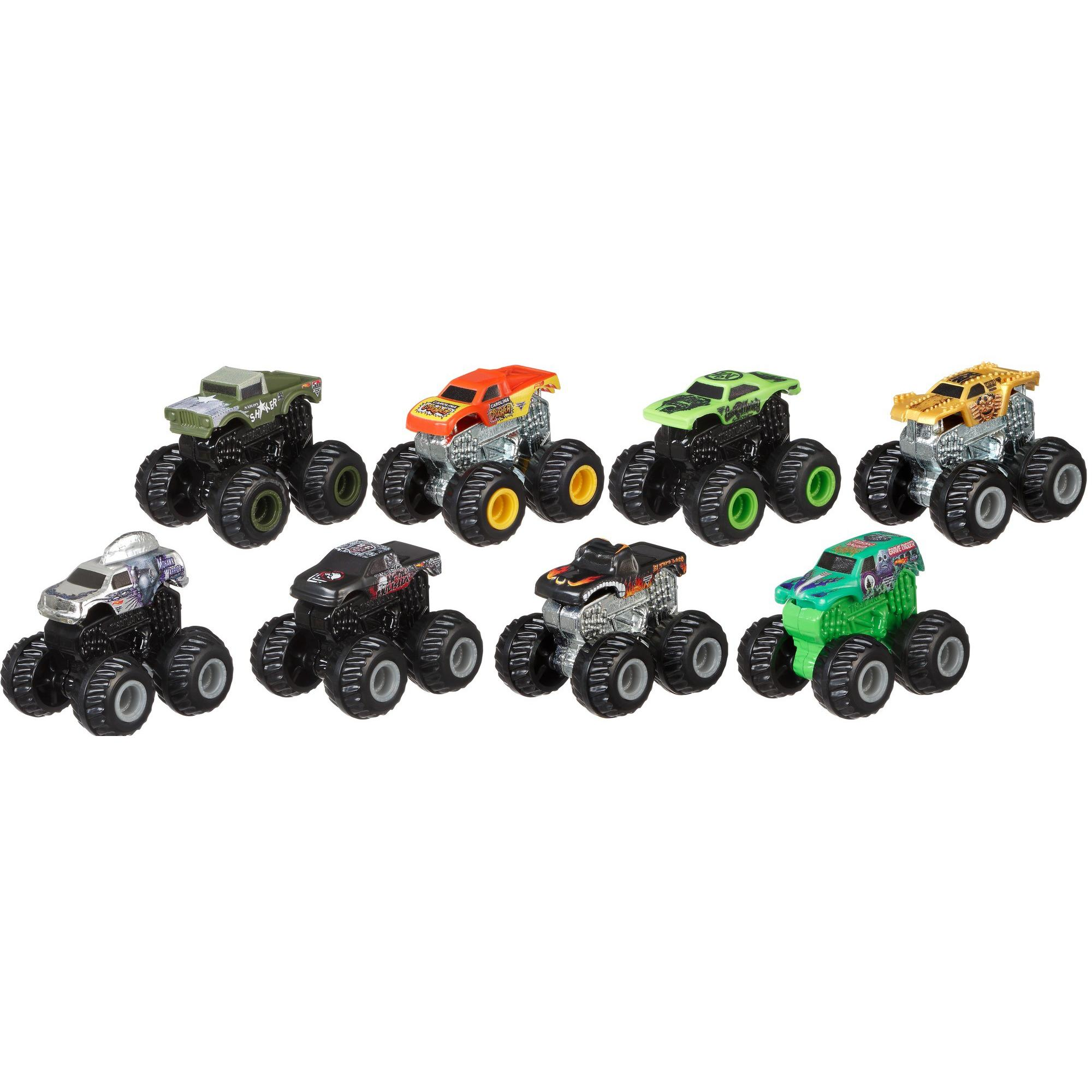 Hot Wheels Monster Jam Mighty Minis (Styles May Vary) by Mattel