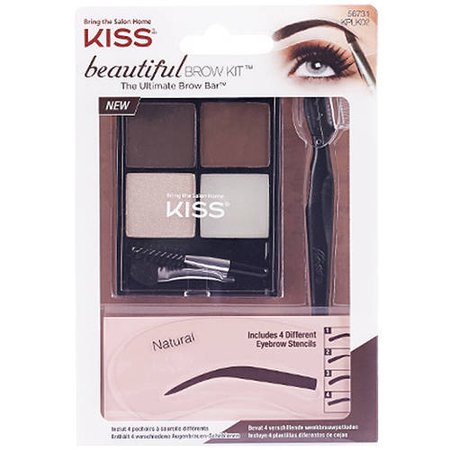 KISS Salon Acrylic French Nail Kit, Pet Peeve