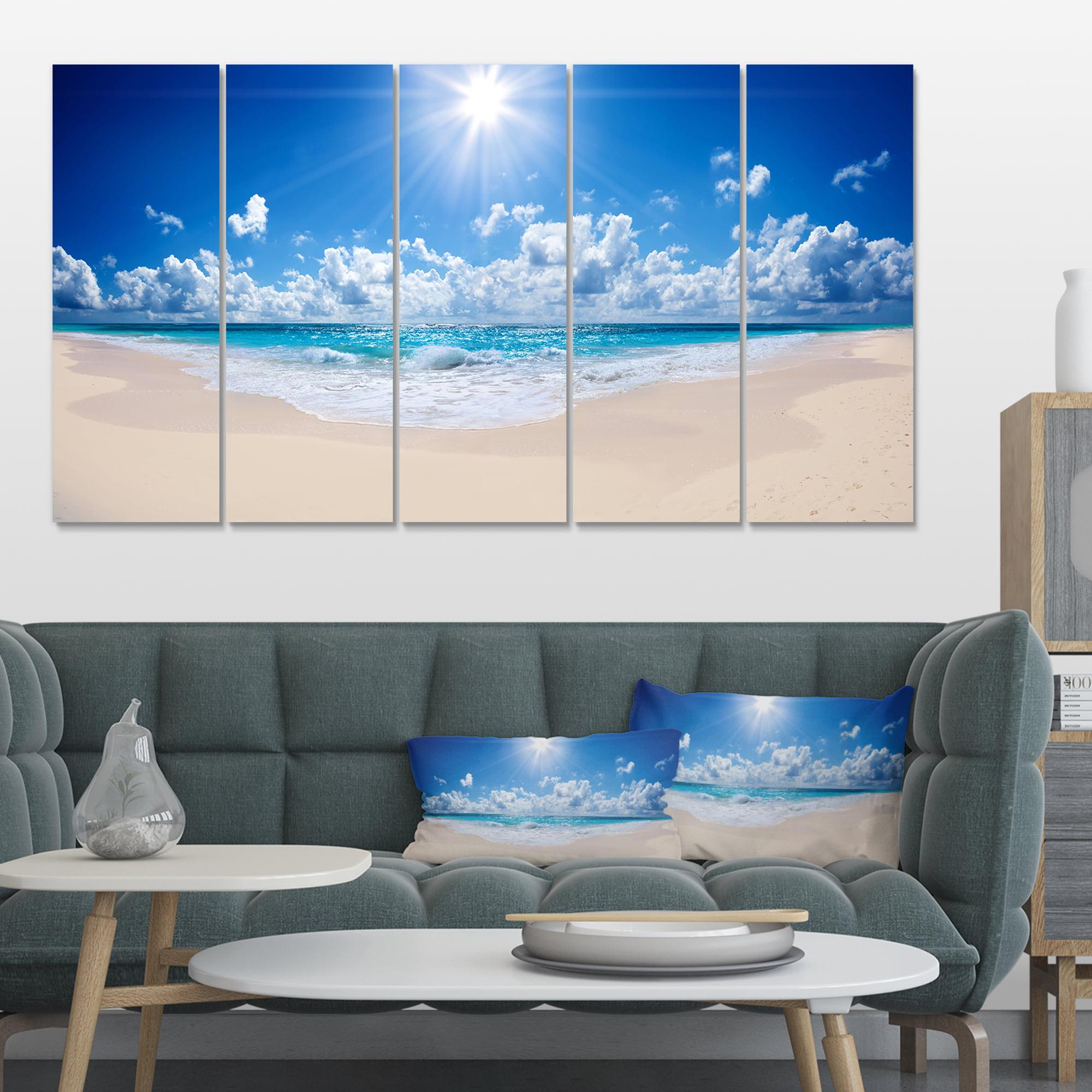 Design Art - Beautiful Tropical Beach Panorama - image 3 de 3