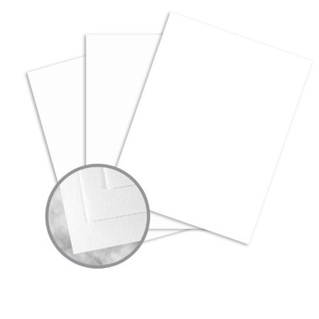 Strathmore Writing Ultimate White Paper - 17 3/4 x 25 1/4 in 24 lb Writing Wove 25% Cotton 500 per