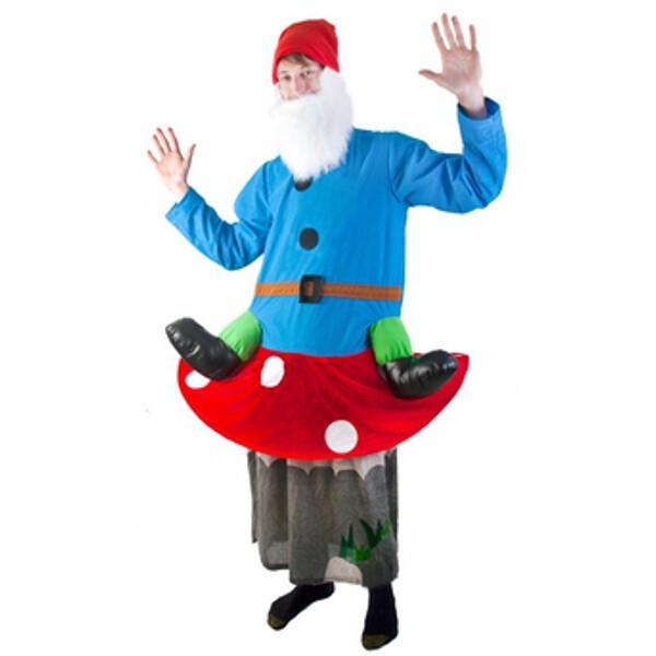 Exclusive Adult Gnome Mushroom Costume