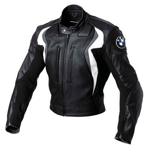 BMW Genuine Motorcycle Motorrad Start jacket men's Black / Grey EU 52 US 42