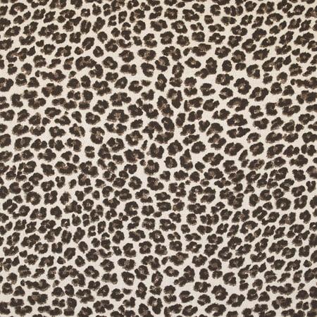 Cotton Tale Here Kitty Kitty Leopard Print