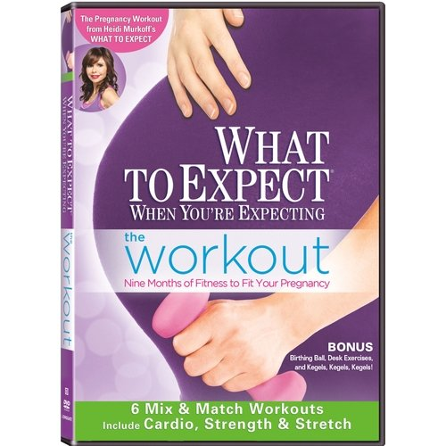What To Expect When Youre Expecting: Fitness DVD (Widescreen)