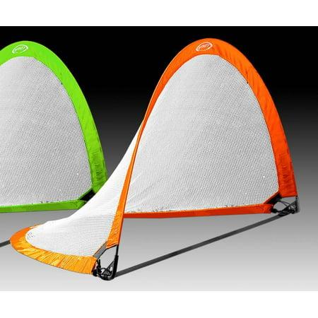 Hi Vis Medium Pop-Up Goal in Orange ()