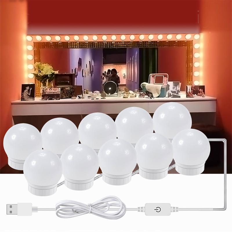 Kohree 10/14 -Bulb vanity Lights for Mirror, DIY Hollywood ...
