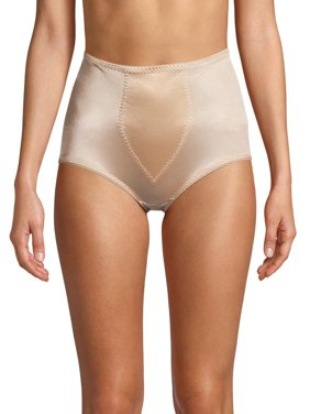 Cupid Women's 2pk Light Shaping Brief With Panel