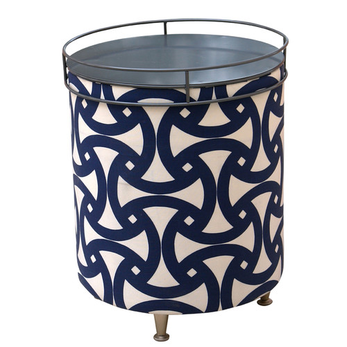 Somers Furniture Santorini Side Table