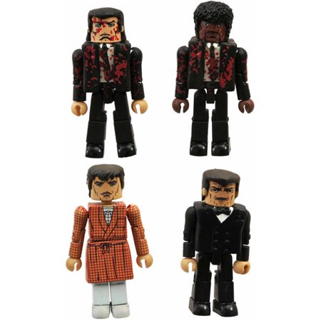 Diamond Select Toys Pulp Fiction 20Th Anniversary Minimates Bonnie Box Set
