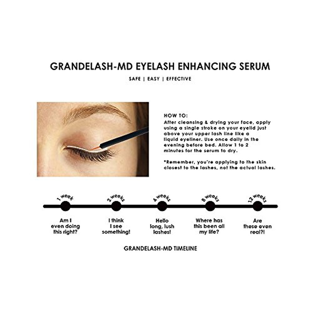 Grande Cosmetics Grandelash Md Eyelash Enhancing Conditioning