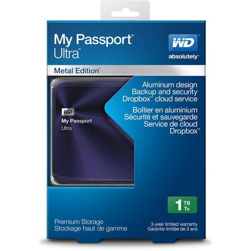 how to open wd my passport external hard drive case