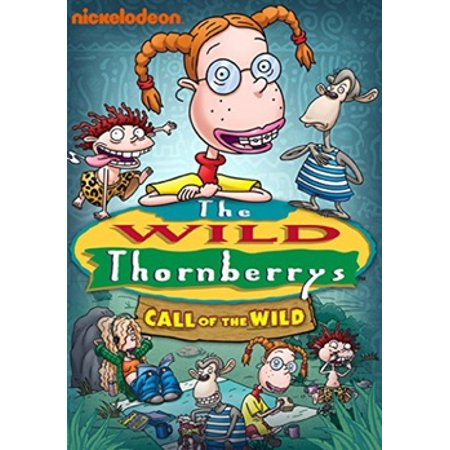 The Wild Thornberrys: Call Of The Wild (DVD) (The Wild Thornberrys The Origin Of Donnie)